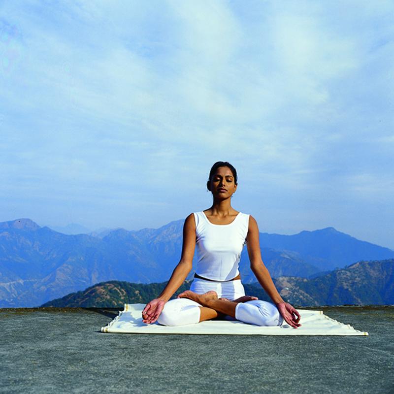 Позы йоги для глаз